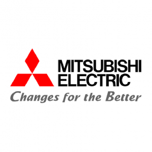 Logo Mitsubishi electric