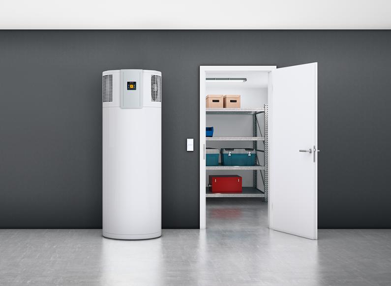 Chauffe-eau thermodynamique SHP Plus Stiebel Eltron