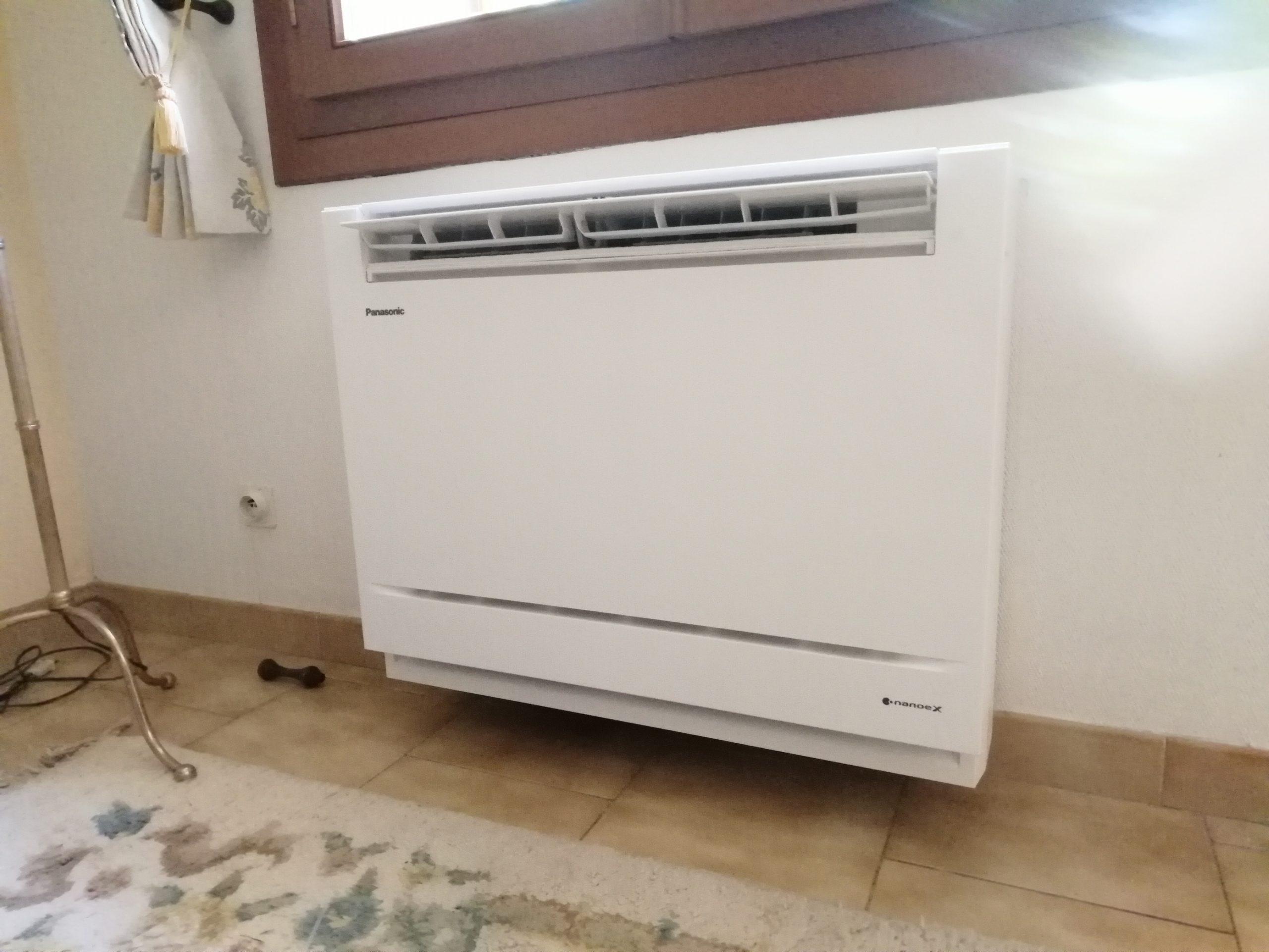 Console Murale Panasonic 5,00 kW Bras (83)